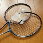 パラスポーツ、バドミントンのラケット。情報にもバリアフリーを。障がい者とその関係者のコミュニティ、情報サイト。