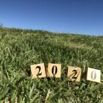 2020年はナレバリの運営を開始して5年が経過した節目の年となるため、年号をアピールした画像。情報にもバリアフリーを。障がい者とその関係者のコミュニティ、情報サイト。ナレバリ
