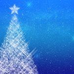 星でできたクリスマスツリー。情報にもバリアフリーを。障がい者とその関係者のコミュニティ、情報サイト。ナレバリ